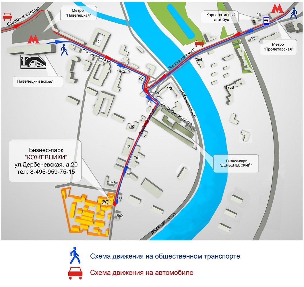 12 автобусный парк москва схема проезда
